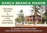 Garca Branca Manor